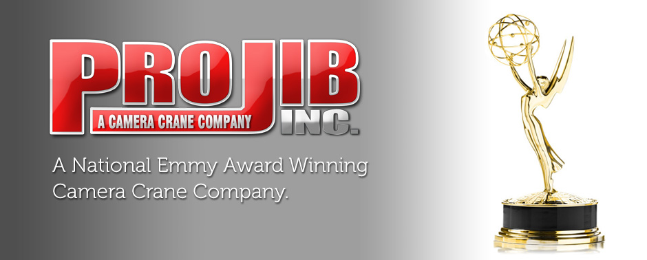 Pro Jib, Inc. - A national Emmy Award Winning Camera Crane Company.