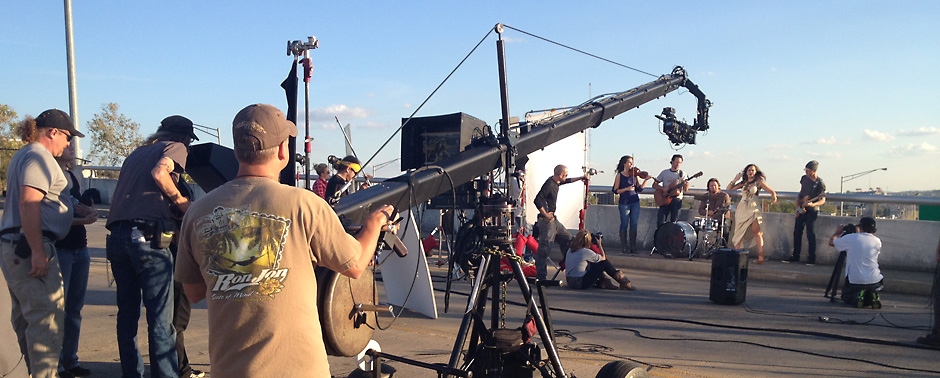 Pro Jib, Inc. - On location.